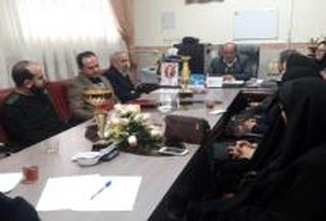 جلسه کمیته تخصصی ستادساماندهی امور جوانان مشگین شهر