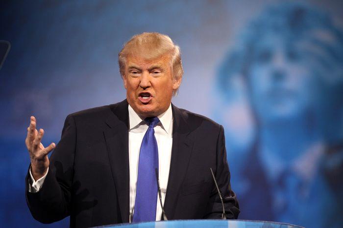کار ترامپ به فحاشی رکیک کشید/ بددهنی پرزیدنت از حد گذشت