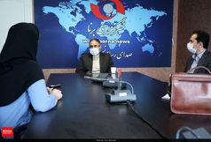 بازدید معاون حقوقی و امور مجلس در وزارت آموزش و پرورش از خبرگزاری برنا