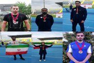 درخشش بوشهری ها با ۹ مدال در مسابقات جهانی لهستان