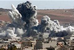 حمله جنگندههای آمریکایی به پایگاه ارتش سوریه