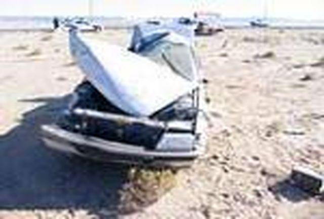 حوادث رانندگی کردستان 2 کشته و یک زخمی برجای گذاشت