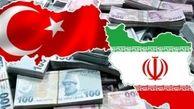کاهش 67 درصدی تجارت کالایی ایران و ترکیه/ تراز تجاری به منفی 369 میلیون دلار رسید