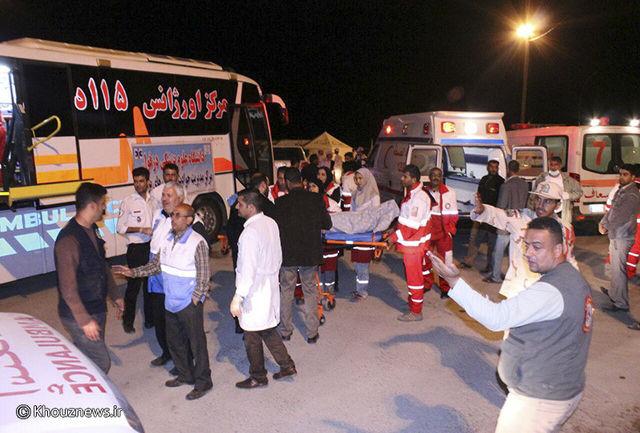 کشته و زخمی شدن 58 زایر ایرانی در عراق/اعزام مصدومان به 5 بیمارستان منطقه آزاد اروند