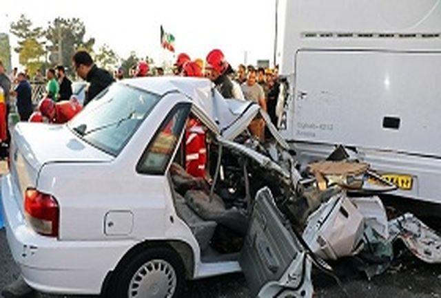 سانحه رانندگی در تبریز شش مصدوم برجای گذاشت