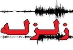 زلزله «پارود» خسارتی نداشت