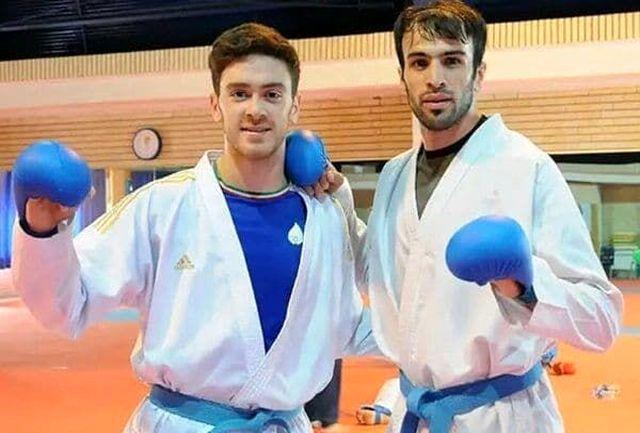 کاراته کاهای قزوینی در اردوی تیم ملی