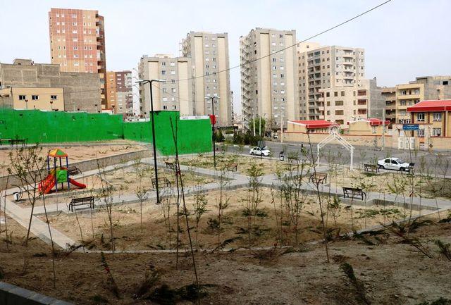 بهره برداری از پروژه های عمرانی و خدماتی شهرداری منطقه پنج تبریز