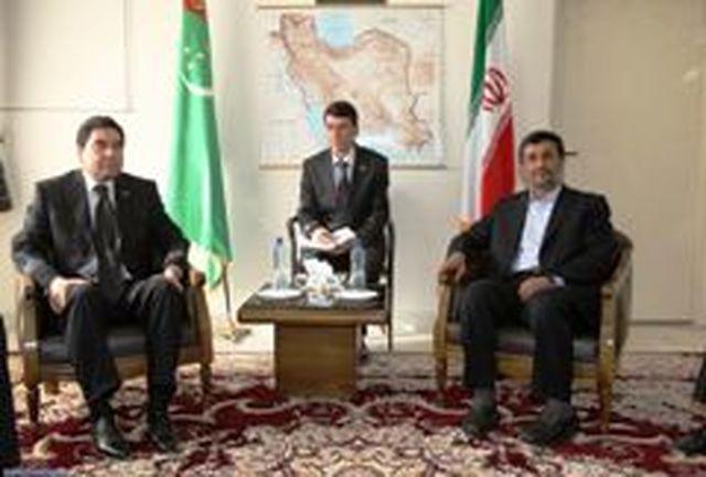 بزودى شاهد احداث خط ریلى مشترک ایران و ترکمنستان خواهیم بود