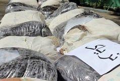 کشف ۲۳۲۴ کیلوگرم مواد مخدر در درگیری مسلحانه با سوداگران مرگ