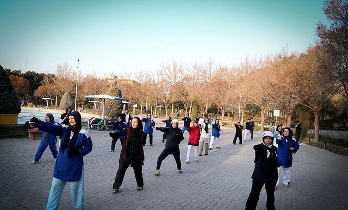 فعالیت پارک بانوان اراک از سرگرفته شد