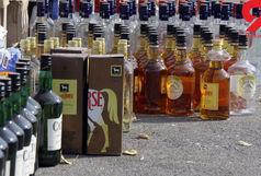 شناسایی 8باند تولید و توزیع مشروبات الکلی تقلبی در زاهدان/ بیش از 8هزار بطری مشروب کشف و 18 متهم دستگیر شد