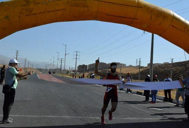 کسب عناوین برترمسابقات دوگانه کشور توسط ورزشکاران سه گانه گلستانی