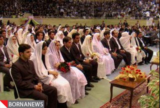 55 هزار زوج دانشجو در مراسم ازدواج دانشجویی ثبتنام کردهاند