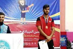 تنیسورهای کاشانی مقام اول را کسب کردند