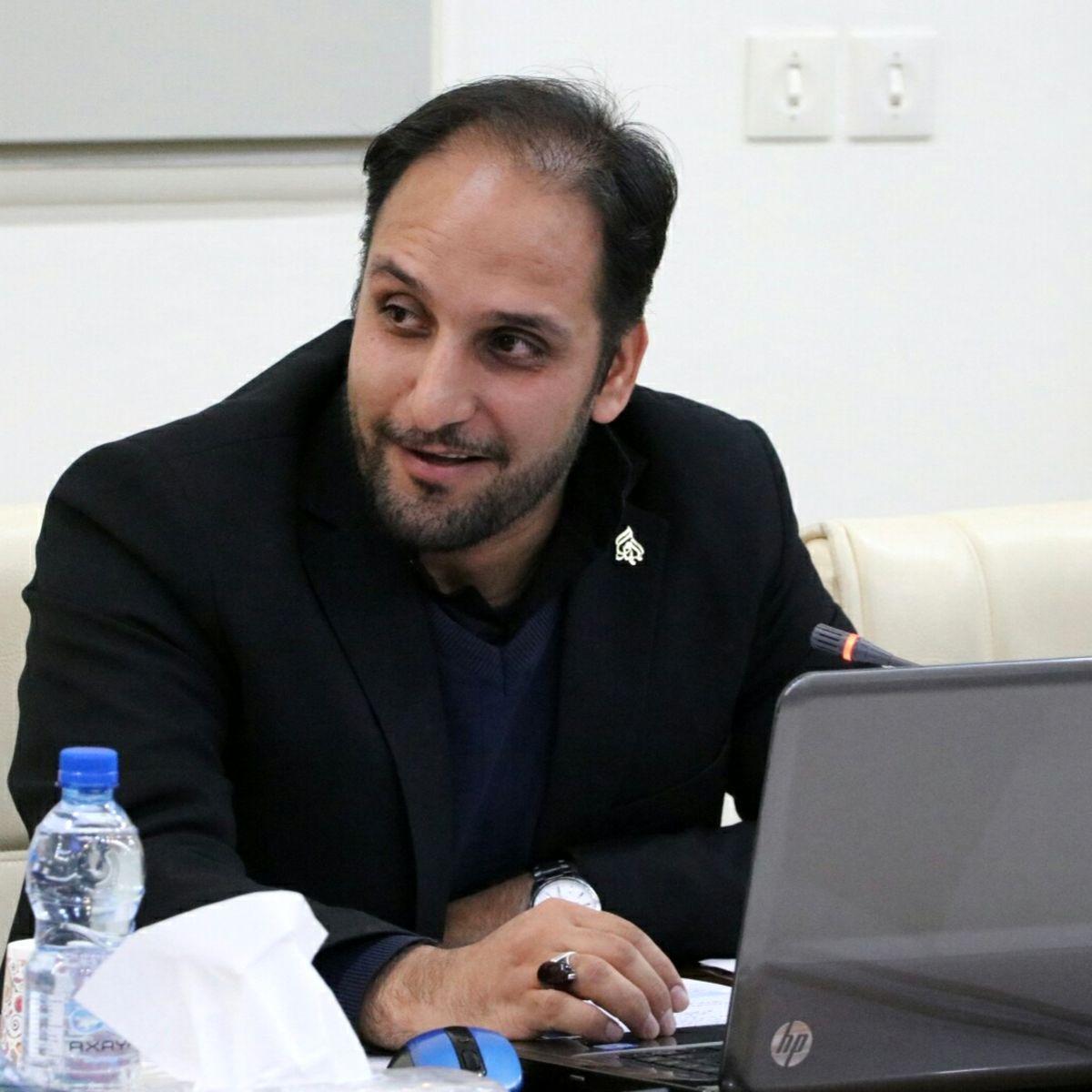 مدیر شبکه جوانان انقلاب اسلامی استان همدان منصوب شد.