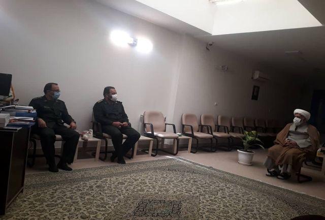 مساجد سنگر دفاع در برابر توطئه های مختلف دشمنان است