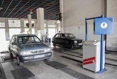 اعمال قانون جدی خودروهای فاقد معاینه فنی