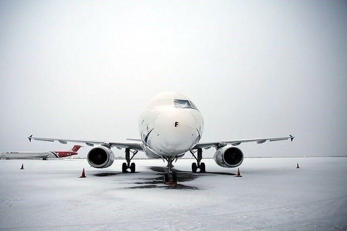 کاهش دید، دلیل اصلی اختلال پروازهای ارومیه
