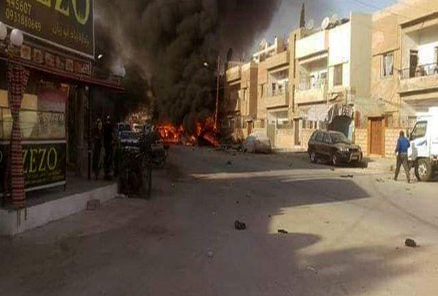 یک خودروی بمبگذاری شده در شمال شرق سوریه منفجر شد