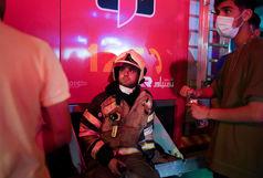 مصدومیت زن میانسال در انفجار ترقه بلوار کشاورز
