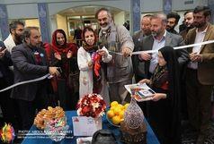 افتتاح نمایشگاه عکس «لبخند کودک در قاب» در ستاد برگزاری جشنواره تئاتر همدان