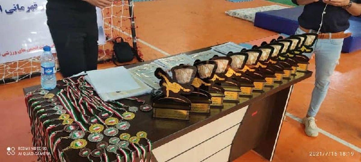 مسابقات پارکور قهرمانی آذربایجانغربی به پایان رسید