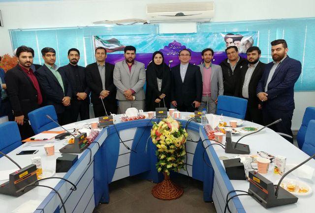 انتخابات شورای هماهنگی روابط عمومی های قرچک برگزار شد