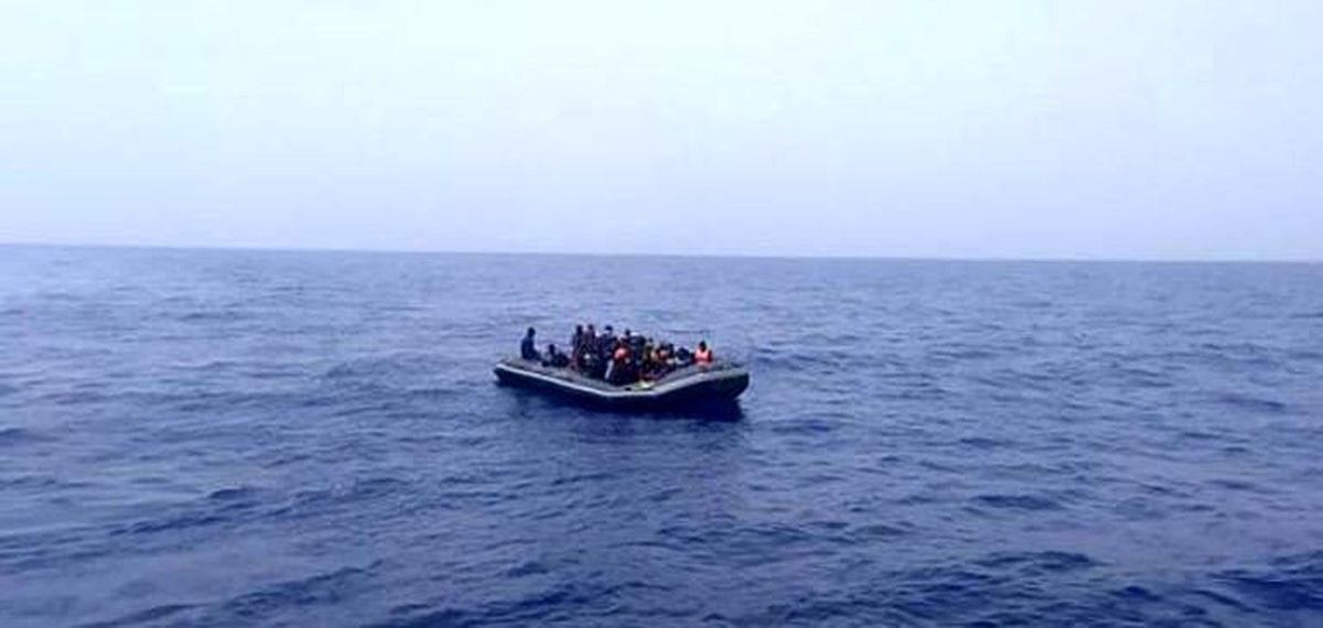 ۱۷۲ مهاجر آفریقایی نجات یافتند