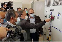 پست برق ۶۳.۲۰ کیلو ولت شهرک صنعتی خرمدشت افتتاح شد