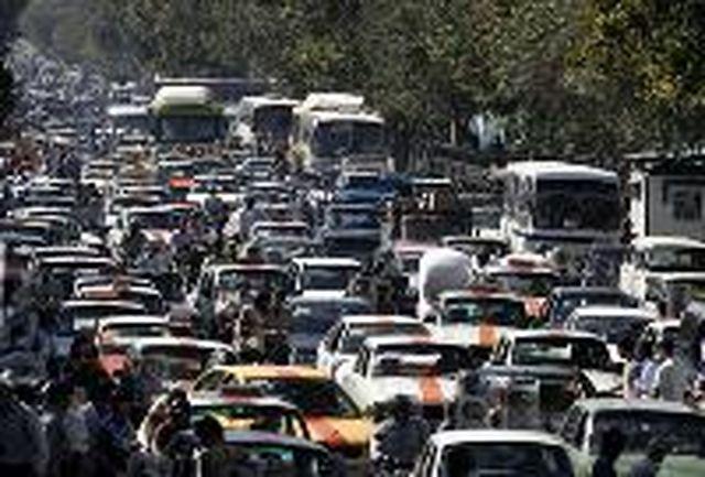 تشریح آخرین وضعیت ترافیکی و جوی جادهها