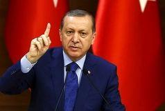 اردوغان نامه ترامپ را بازنکرده توی سطل آشغال انداخت