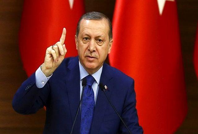سخنان تحقیرآمیز اردوغان در مورد اتحادیه عرب/ اگر همه شما جمع شوید٬ یک ترکیه نمیشوید