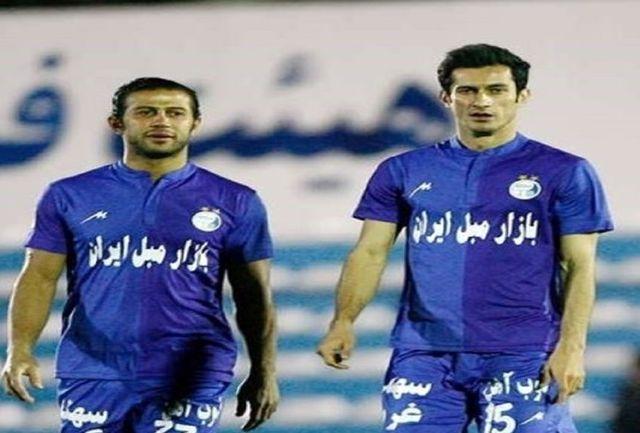 ستاره سابق استقلال و تیم ملی به علت ایست قلبی در گذشت+عکس