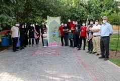 همایش همگانی جامعه ورزش اسکواش استان قم