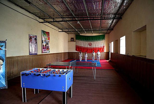 19 خانه ورزش روستایی تا پایان امسال در قزوین راه اندازی می شود