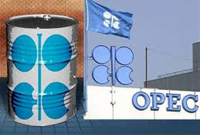 قیمت سبد نفتی اوپک در سطح ۶۸ دلار باقی ماند