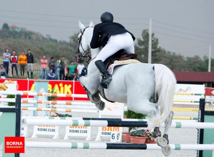 برگزاری مسابقات پرش با اسب توسط فدراسیون جهانی FEI