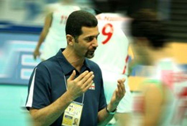 عطایی: جوانان والیبالیست ایران می توانستند نتیجه ای بهتر کسب کنند