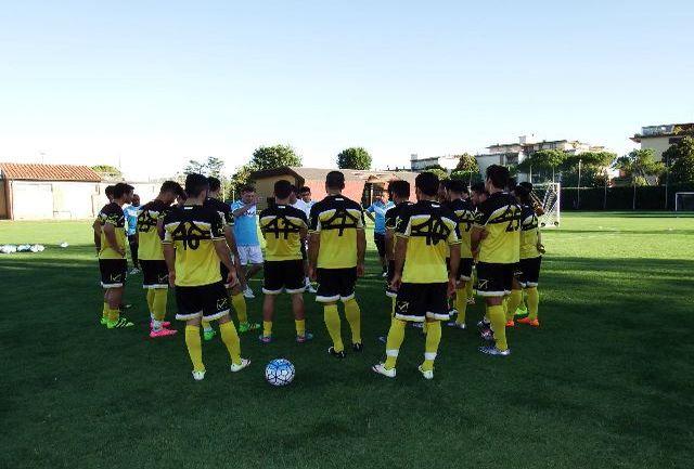 برگزاری تمرین تیم ملی فوتبال در زمین شماره 2 مرکز ملی فوتبال