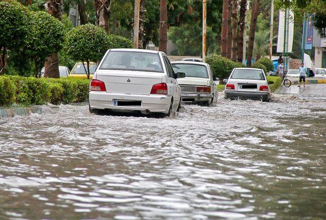 هواشناسی در خصوص احتمال بروز سیل هشدار داد