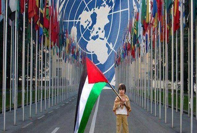 ایران با قدرت و قوت از مردم فلسطین حمایت میکند