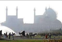 هوای اصفهان در وضعیت قرمز برای عموم