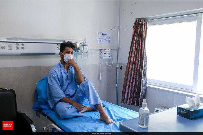 حسین نوری از بیمارستان مرخص شد