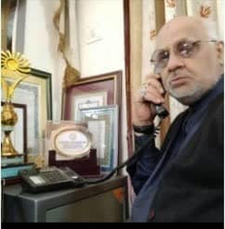 مدیر دوبلاژ سریال «کیمیا» مهمان « شما و سحر»