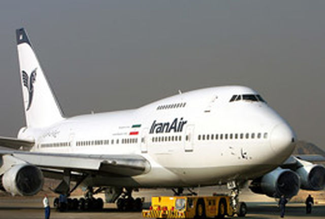 برقراری پرواز ساری و تبریز به بغداد