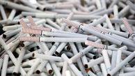 کشف 263 هزار نخ سیگار قاچاق در شیراز