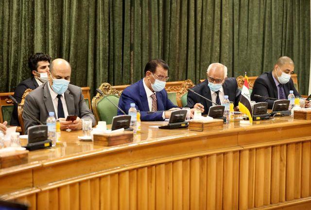 اقتصادی/ برگزاری نشست مشترک وزرای جهاد کشاورزی ایران و کشاورزی عراق در مشهد + تصاویر