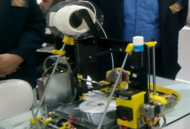 ساخت چاپگر 3 بعدی در نیروگاه شهیدرجایی