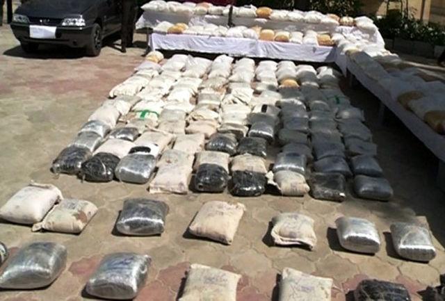 12130 کیلوگرم مواد مخدر در استان بوشهر کشف شد